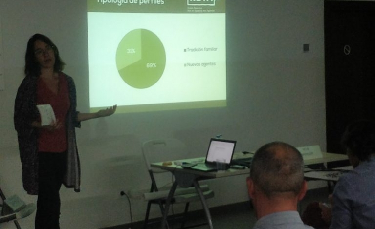 """El Proyecto de Innovación RETA participa en las jornadas de la EIP-AGRI """"Small is smart"""""""