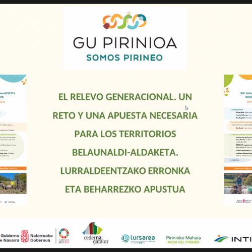 La RETA está Activia divulgando la innovación social desde los espacios test agrarios