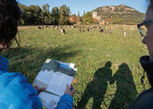 Los espacios test agrarios en tres recientes publicaciones divulgativas