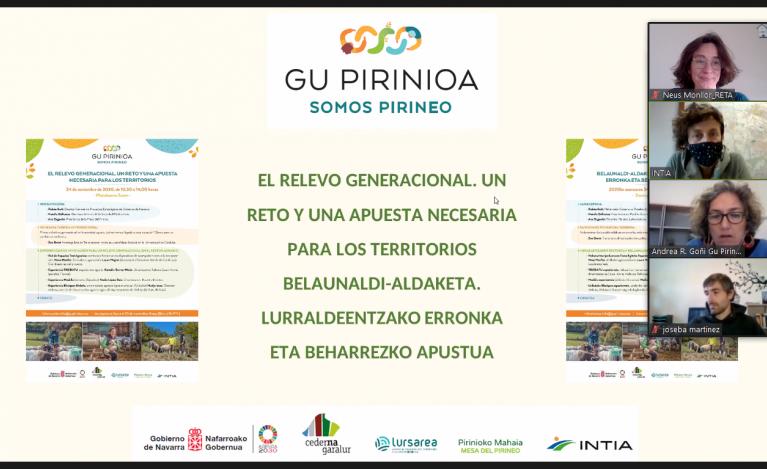 La RETA está activa divulgando la innovación social desde los espacios test agrarios