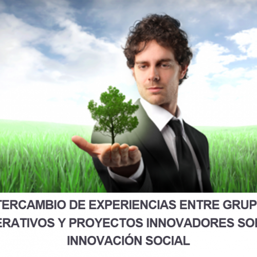 RETA participará en el Intercambio de experiencias entre grupos operativos y proyectos innovadores sobre innovación social